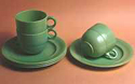 'Beetleware' picnic ware 1950s