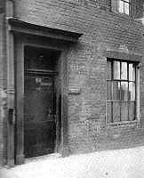 The Birmingham premises where Damard Lacquer production commenced