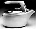 Russell Hobbs 'Forgettle', 1973 - body in PPO (later changed to polyformaldehyde)