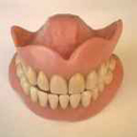 Acrylic dentures, British Army 1940s