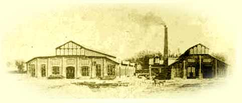 The works established by Edison